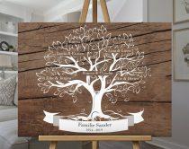 Familienstammbaum, Stammbaum